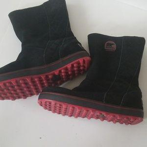Sorel winter boots 7 womens